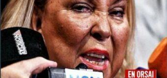 Elisa Carrió volvió del retiro para sembrar odio y división en la sociedad