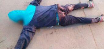 Intentó asaltar a una mujer que resultó ser policía: murió acribillado