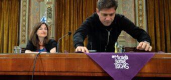 La Ley Micaela llegó a los 135 municipios de la provincia de Buenos Aires