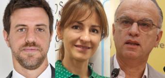 Acusaron a Acuña, Grindetti y Kravetz por lavado de dinero y enriquecimiento ilícito